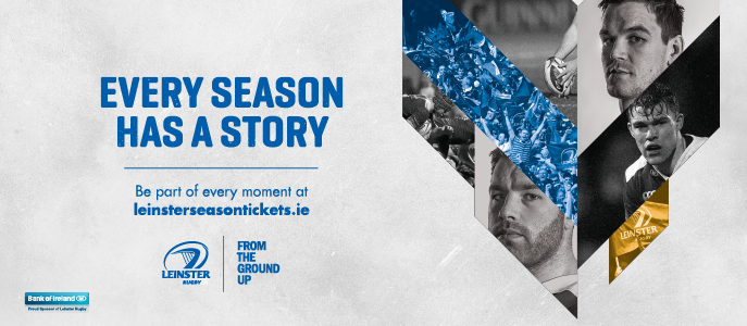 Leinster Season Tickets