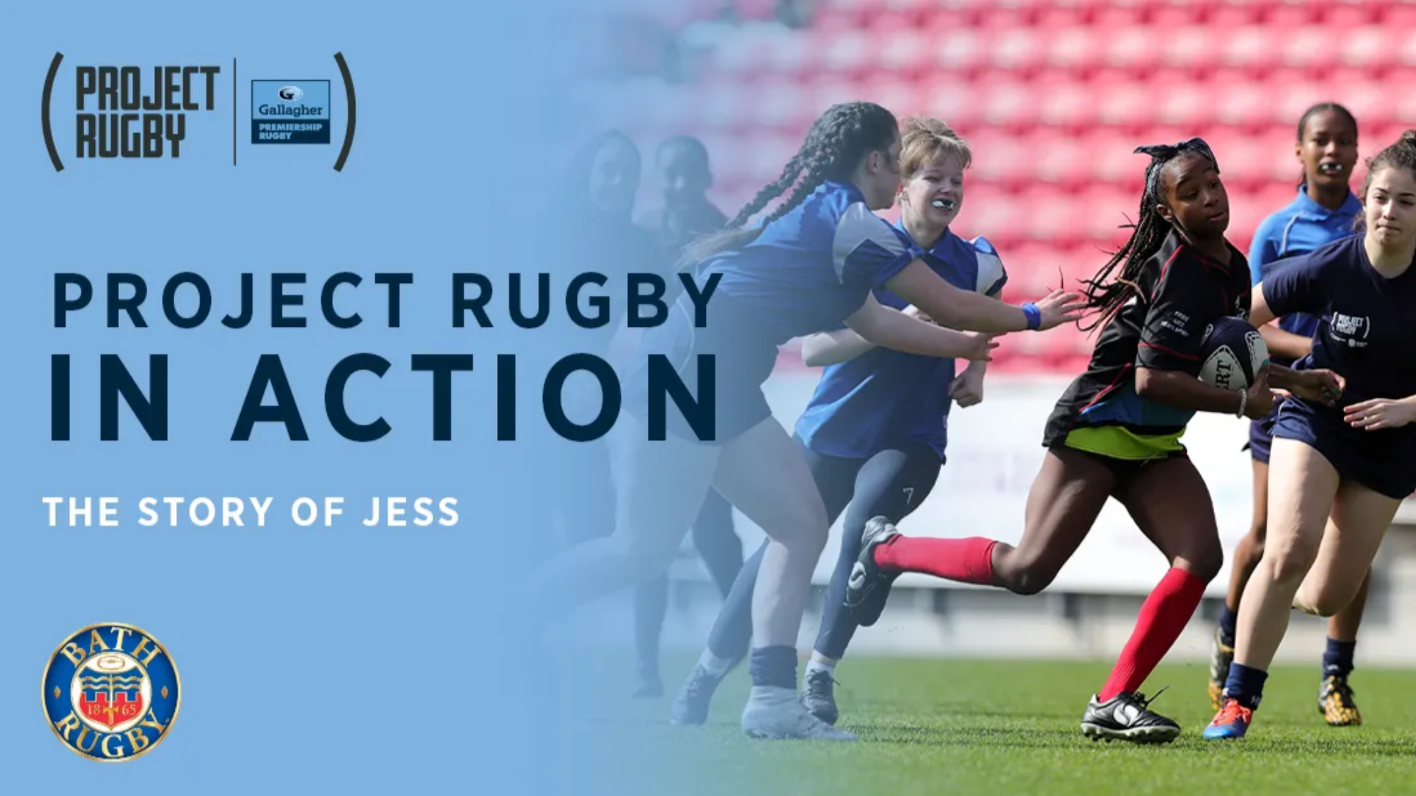 Project Rugby has given me independence, confidence and a fantastic team to be part of: Jess' story