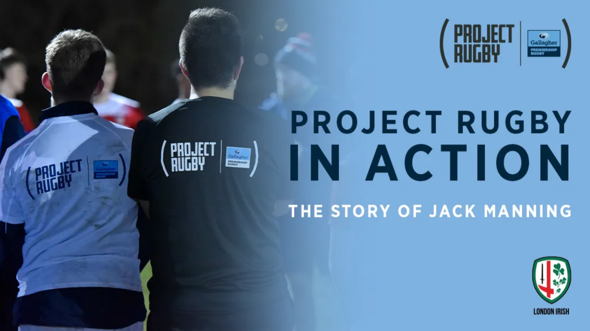 Project Rugby has given me a game I love to play as well as the confidence and ability to join my local club: Jack's story
