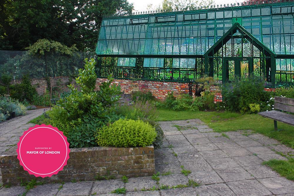 Ravenscourt Park Community Glasshouses