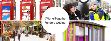 Warwickshire Together Webinar - Funders briefing