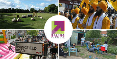 Ealing Connects - December Crowdfunding Workshop