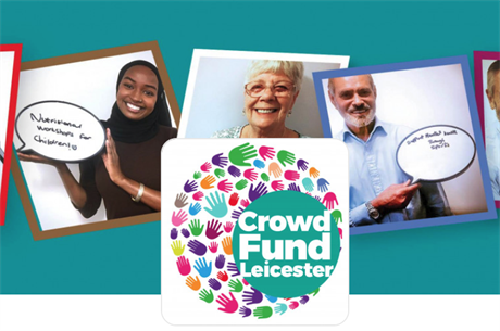 CrowdFund Leicester - May 2019 project workshop