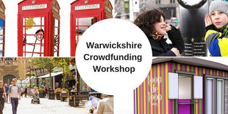 #Warks Together - Sept Crowdfunding workshop