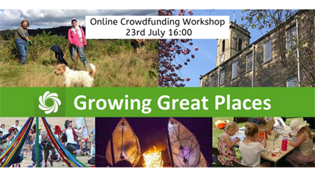 23rd July - Online Project Creator Workshop