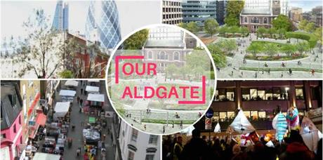 Our Aldgate - Crowdfunding Workshop