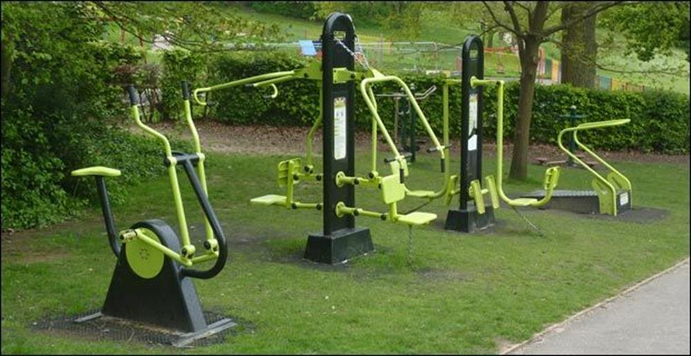 Twist Exercise Equipment