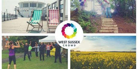 West Sussex Crowd at Horsham - an introduction for crowdfunding beginners