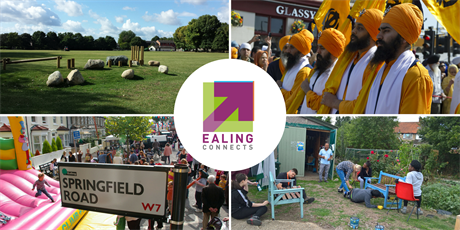 Ealing Connects - Crowdfunding Workshop