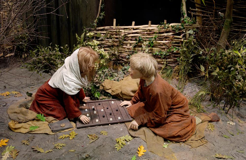 Viking Children Pre Flood