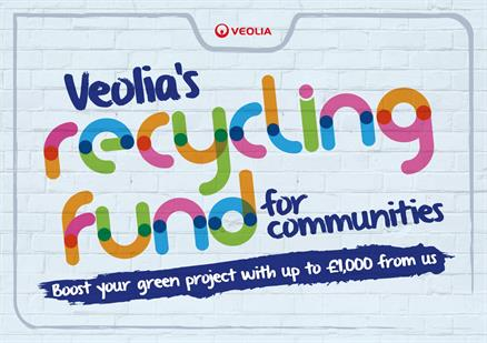 Veolia's Recycling Fund for communities: Crowdfunding Workshop