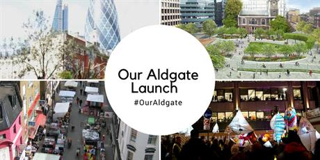 Introducing Our Aldgate - Launch Event