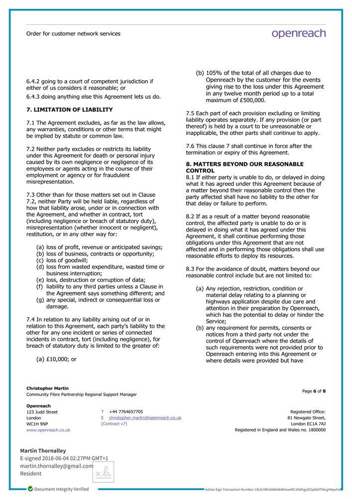 Fibre Internet for Cabinet 33 Teignmouth