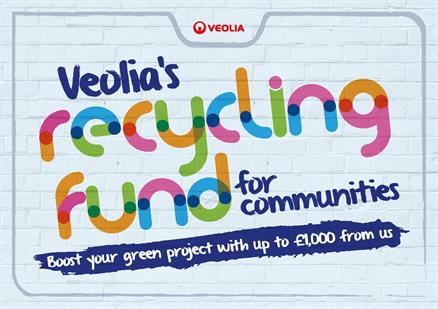 Attend Veolia's Recycling Fund Launch 2018