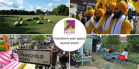 Crowdfunding Launch - Transform Your Space 2019