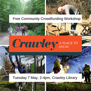 Crawley - Community Workshop May 2019