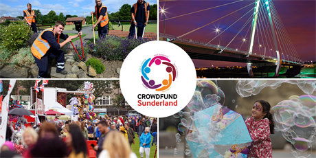 Crowdfund Sunderland - Free February workshop