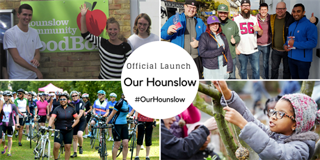 Introducing Our Hounslow - Official Launch Event