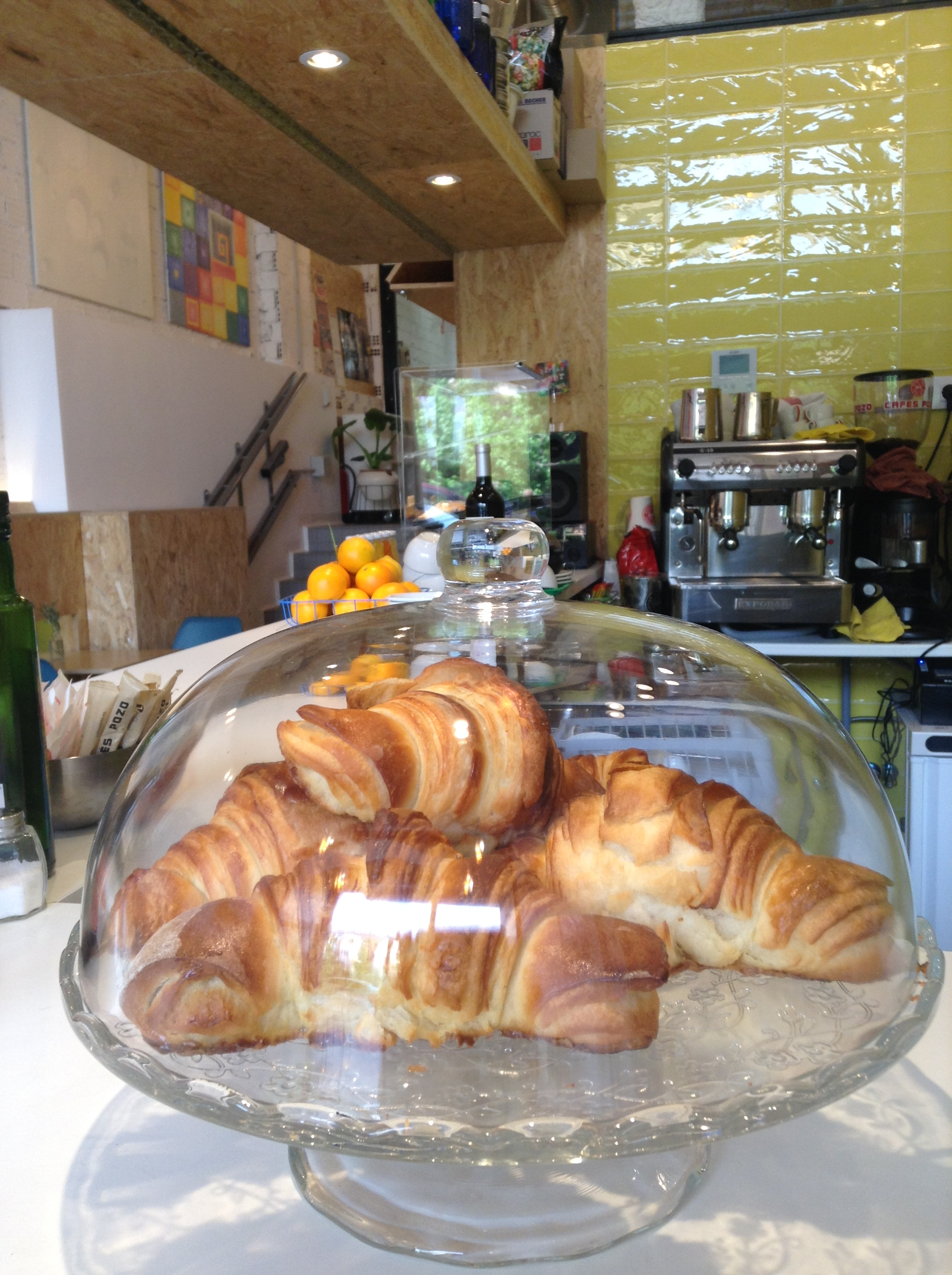 Croissants artseanos madrid