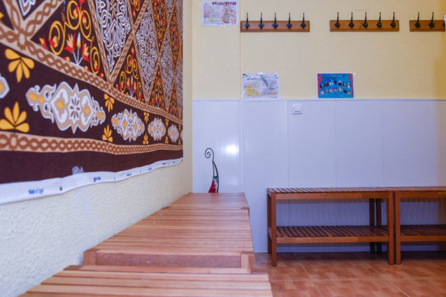 Sala de ensayo y terapias