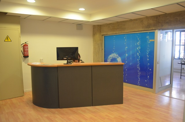 Sala Sensorial Chimenea