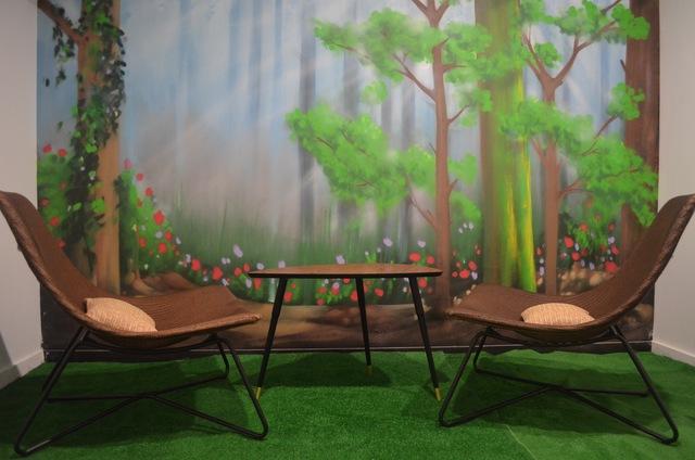 Sala Sensorial Bosque
