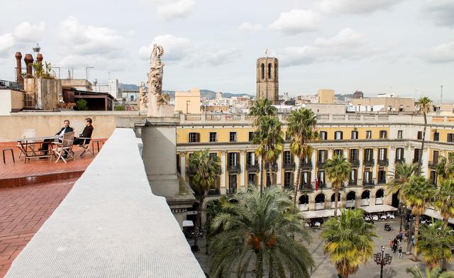 Reial Rooftop