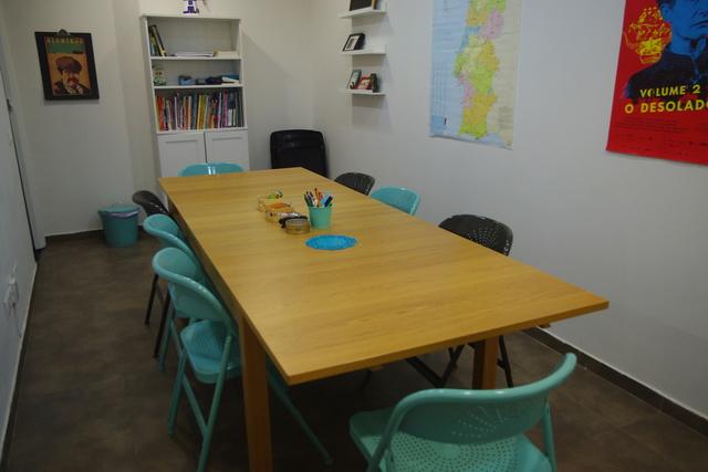 Alquila sala de reuniones en madrid por horas y d as spaceson - Habitacion por dias madrid ...