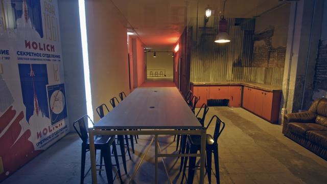 Alquiler de espacio para eventos en Valencia (Ruzafa)