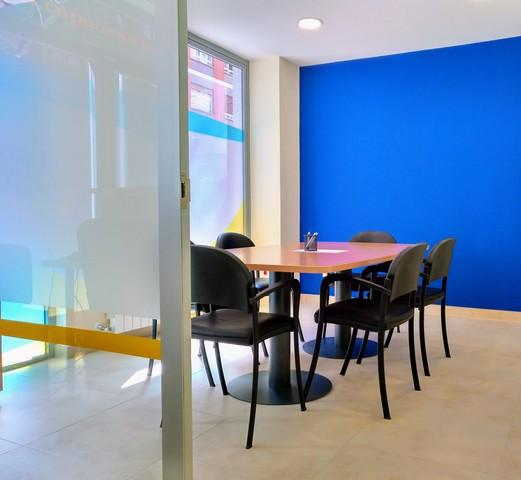 Sala de reuniones conocimiento