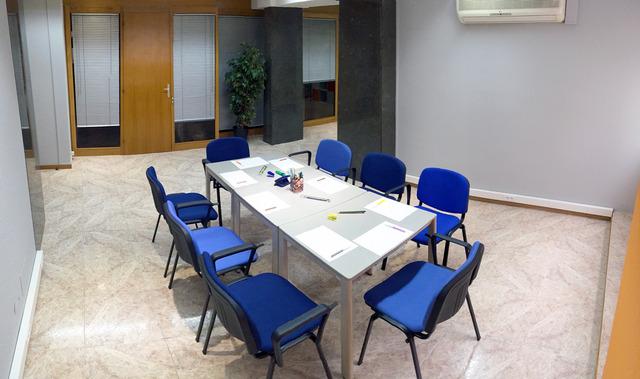 Sala Polivalente Sagrada Familia