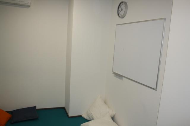 sala insonorizada para trabajo emocional