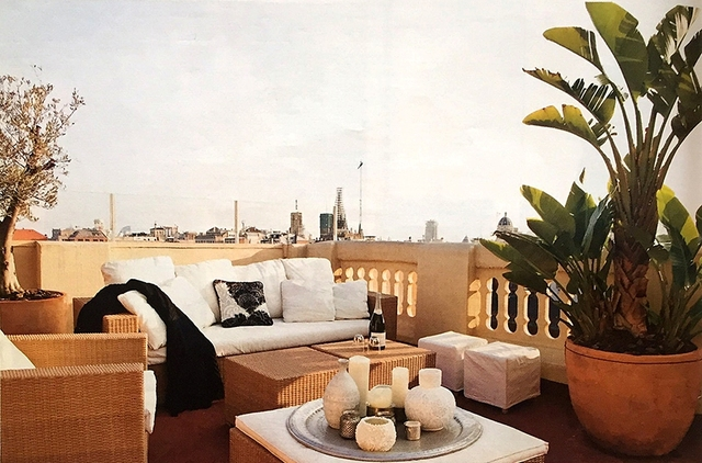 Trafalgar Rooftop Penthouse
