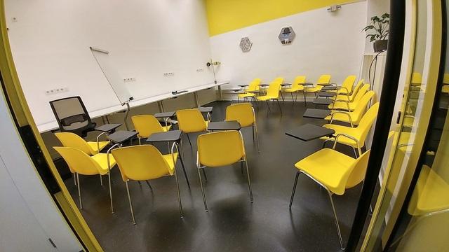 Sala de reuniones y formación