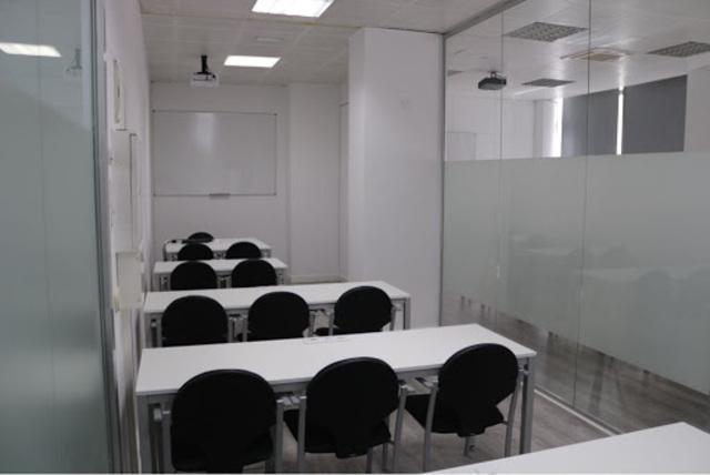 Sala de Formación Facebook (Madrid)