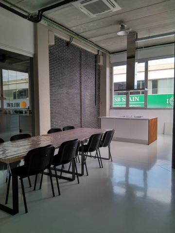 Sala para Eventos, Presentaciones productos, showcooking, fotografía.
