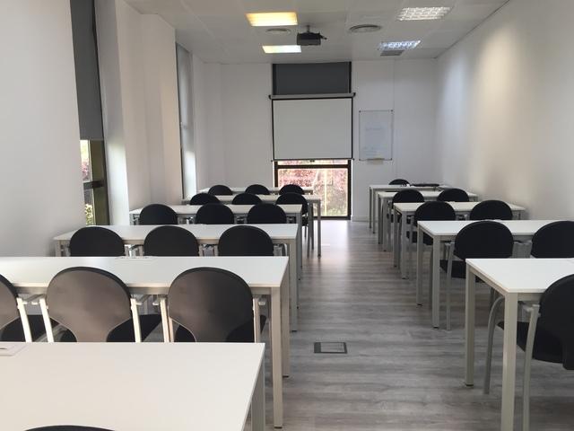 Sala de Formación Google (Madrid)
