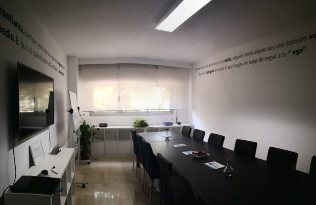 Sala de formación en Marbella Centro