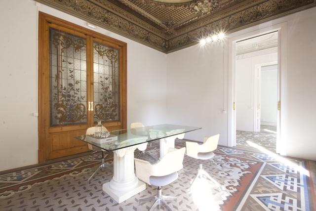 Sala o despachos en Espacio Modernista - Eixample
