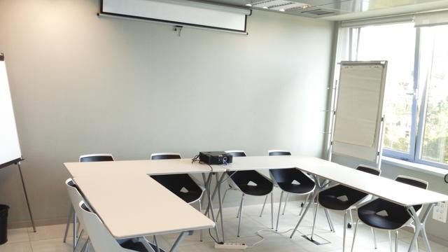 DIAGONAL 601 / Sala de formación SF1 ó SF2 (18 m2)