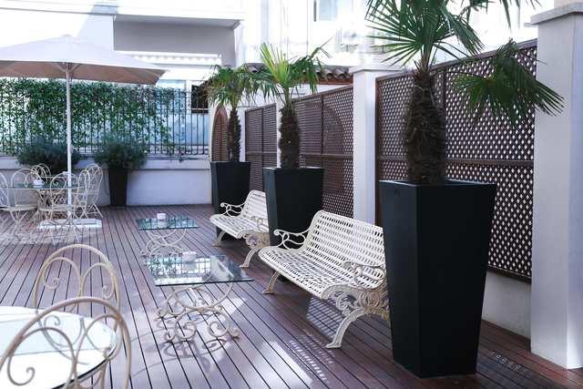 PASEO DE GRACIA 118 / Terraza exterior para eventos empresariales