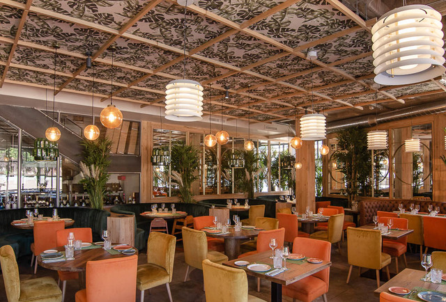 Alquiler Sala en restaurante para Eventos
