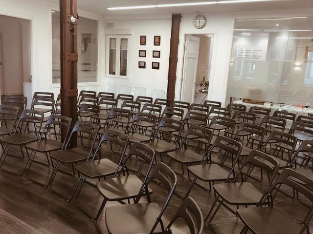 Sala de formaciones reuniones y eventos