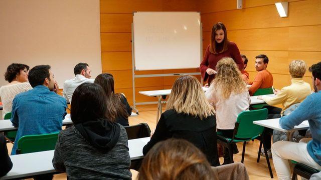 Sala de congresos amplia en Sarrià-Sant Gervasi