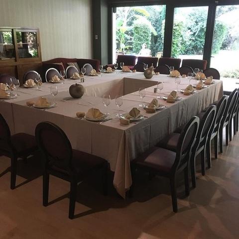Sala en Restaurante