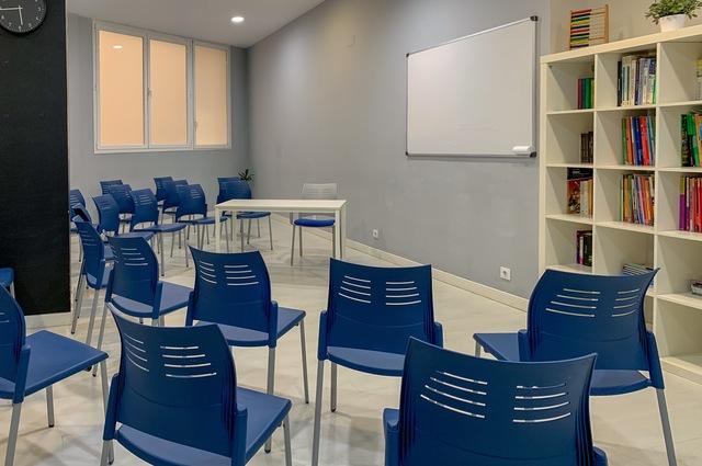 Sala Epsilon - Sala Conferencias Barrio Salamanca