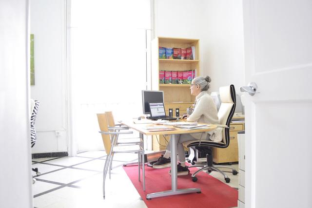Sala despachos