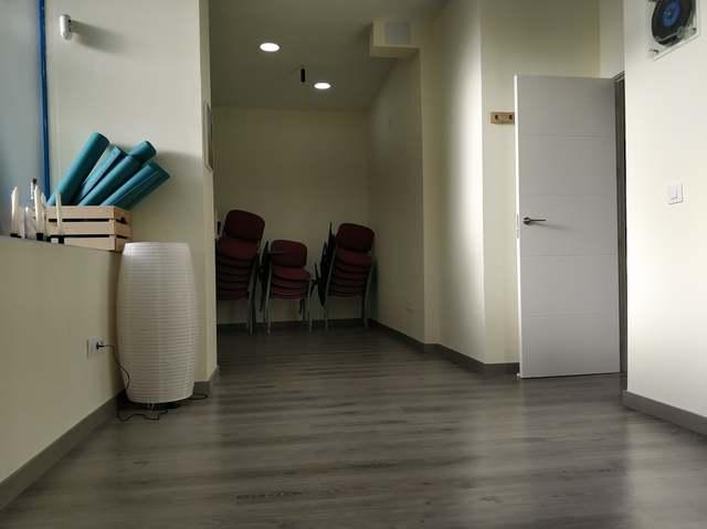 Sala polivalente, sala principal