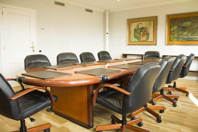 Sala de reuniones La Pedrera