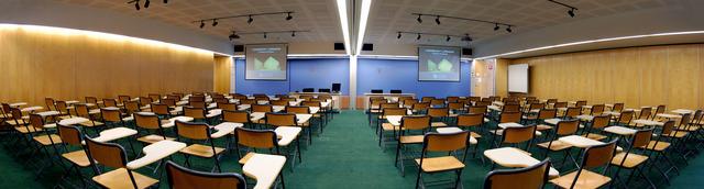 Sala de Conferencias 1 y 4